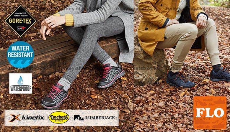 کفش مارک اصل فروشگاه فلو ترکیه